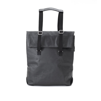 d8ba4a878c QWSTION DAY TOTE ORGANIC JET BLACK